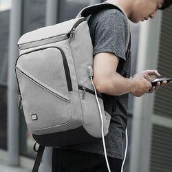마크라이든 USB충전 스마트 백팩 여행가방 MR0015B