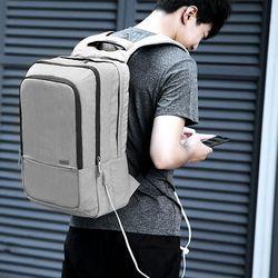 마크라이든 기능성 디자인 스마트 백팩 배낭 MR6421