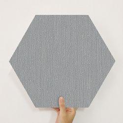 육각 조각시트 패브릭 다크 MP60-1633