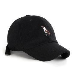 BOXER FONZ CAP BLACK