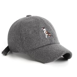 BOXER FONZ CAP GREY