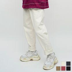 3029 코튼 밴딩 팬츠 (5colors)