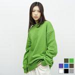 2021 삼단 쭈리 맨투맨 (8colors)