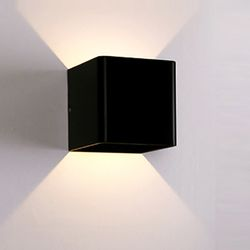 LED 사각 캐스팅 벽등-대 5W