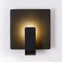 LED 정사각 간접벽등 3W