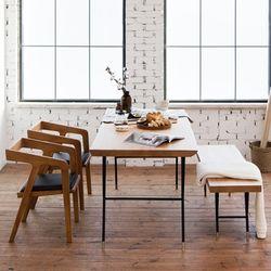 마이 시그니처 뉴요커 테이블 1800 4인 벤치세트