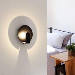 LED 원형 간접벽등 3W