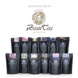 뷰티 지퍼스탠드 홍차허브차 12종 Tea 컬렉션