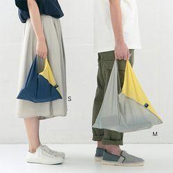 [무료배송] 에코백 아즈마 가방 S+M 세트