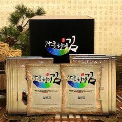 장흥청정김 명품 8호 선물세트 장흥무산김 CH1345083