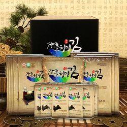 장흥청정김 명품 6호 선물세트 장흥무산김 CH1345080