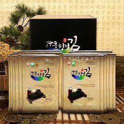 장흥청정김 명품 5호 선물세트 장흥무산김 CH1345079