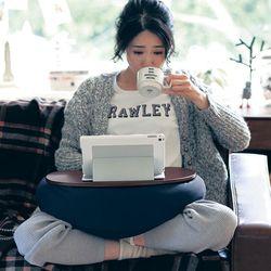 [무료배송] 테이블로도 베개로도 쓸 수 있는 멀티 쿠션