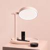 프리미엄 LED 조명 탁상거울 - 핑크