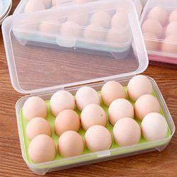 계란을 품은 계란케이스그린
