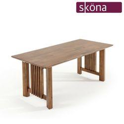 플로스 민디원목 6인 식탁 테이블