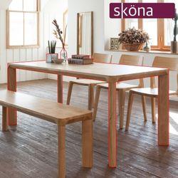 주디스 원목 4인 식탁 테이블