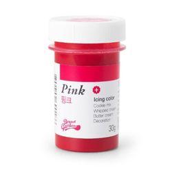 안전한 식용색소-핑크Pink (아이싱칼라마카롱색소)