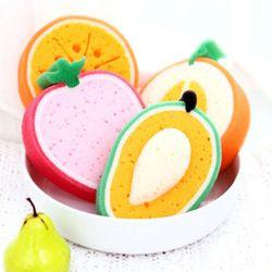 과즙팡팡 과일 수세미복숭아