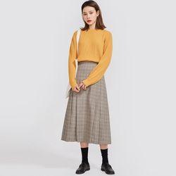 show round basic knit