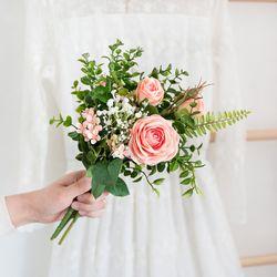 앨리스 로즈 꽃다발