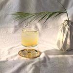 골드라인컵-이태리 고블렛잔 유리컵 맥주잔 와인잔