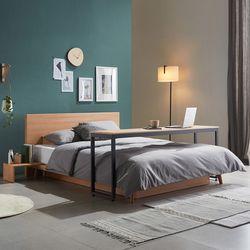 피오 퀸사이즈 침대