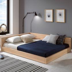 허밍 퀸사이즈 가드형 침대