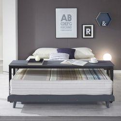 스칸 디오 그레이 슈퍼싱글 침대