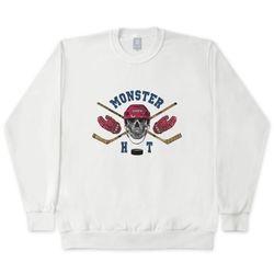 [상상] MONSTER HOCKEY 01 WHCM