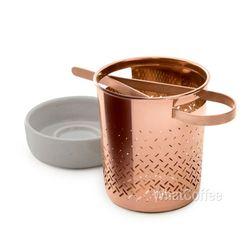 토스트리빙 웨이버 오리엔탈 티 인퓨저 copper