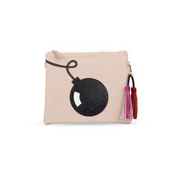 [IPHORIA]Cosmetic Bag Black Bomb