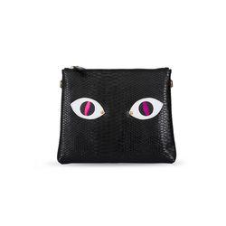 [IPHORIA]Cosmetic Bag Black Snake