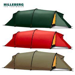 힐레베르그 카이텀 4 (Kaitum 4) 4인용 터널형 텐트