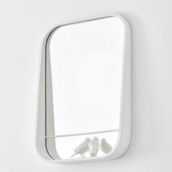 참새 오브제 거울