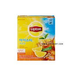 립톤 아이스티 레몬 스틱 1곽(30ea)네스티복숭아