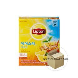 립톤 아이스티 레몬 스틱 1곽(30개)네스티복숭아