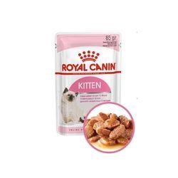 로얄캐닌 캣 파우치 키튼 85g고양이습식사료