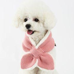 달링머플러 핑크