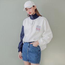 [로코식스] goods anorak MTM티셔츠