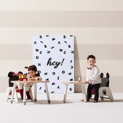atti(아띠) 유아 의자 디즈니컬렉션 4종