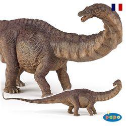 파포 공룡 피규어 아파토사우루스(55039)