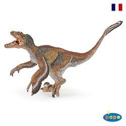 파포 공룡 피규어 깃털달린 랩터(55055)