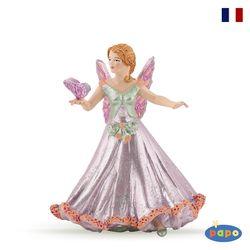 파포 공주 피규어 핑크 빛깔 나비 공주(38806)