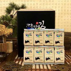 장흥청정김 행복 1호 선물세트 장흥무산김 CH1378591