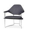 mova lounge chair(모바 라운지 체어)-크롬