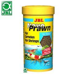 JBL 노보프라운 250ml(145g)/구슬형 새우먹이 CRS사료