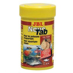 JBL 노보탭 150g(250ml)/유리부착 사료/열대어먹이