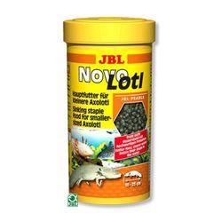 JBL 노보로티 150g(250ml) /우파루파 사료/수족관 밥