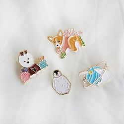 D.LAB Animal Badge - 4 Type